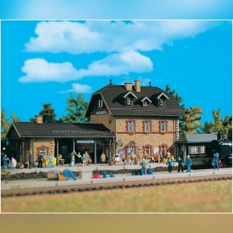 "Gare ""Benediktbeuern""-HO 1/87-VOLLMER 43520"