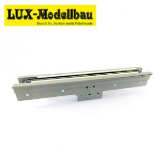 Banc nettoyeur de roues pour locomotive et wagons-HO 1/87-LUX MODELLBAU 9301