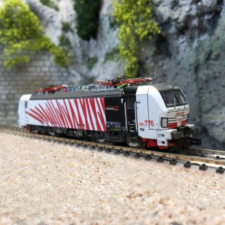 Locomotive 193 776-2, Lokomotion Ep VI digital son - N 1/160 - FLEISCHMANN 739354