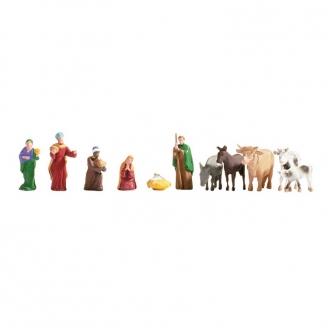 Personnages pour la crèche de Noël-HO 1/87-NOCH 15922