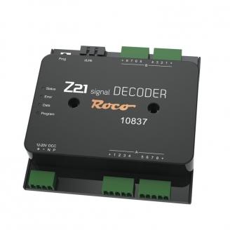 Décodeur de signaux Z21-Toutes échelles-ROCO 10837