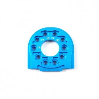 Support moteur aluminium TT02 - 1/10 - TAMIYA 54558
