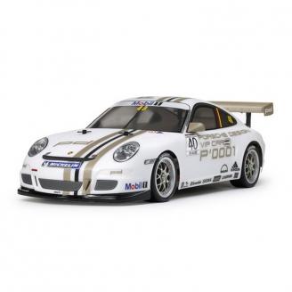Porsche 911 GT3 Cup VIP 2008 TT01E Kit - 1/10 - TAMIYA 47429
