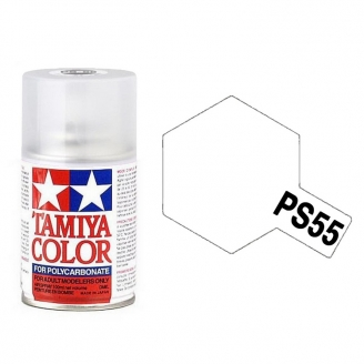 Vernis Mat Polycarbonate Spray de 100ml-TAMIYA PS55