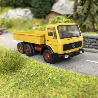 Camion Benne Mercedes NG-HO 1/87-WIKING 042406