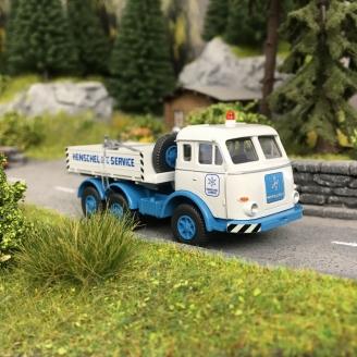 Camion Henschel Service-HO 1/87-WIKING 063408