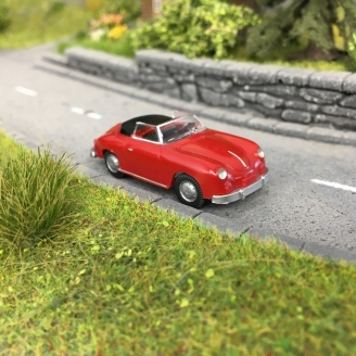 Porsche 356 Cabriolet - HO 1/87 - WIKING 016003