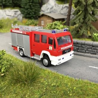 Camion de Pompiers Schlingmann TLF-HO-1/87-RIETZE 68273
