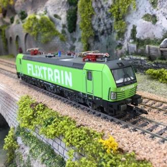 Locomotive Vectron 193865-3 Flixtrain Ep VI digital son 3R-HO 1/87-MARKLIN 36186