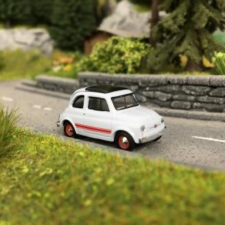 Fiat 500 -HO 1/87-SCHUCO 452659400