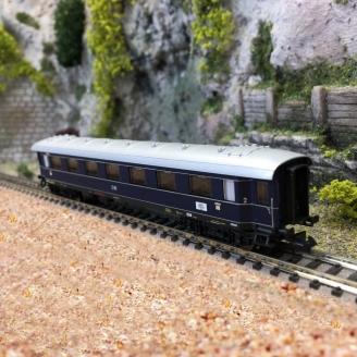 Voiture F-Train 2e classe DB Ep III - N 1/160 - FLEISCHMANN 863105