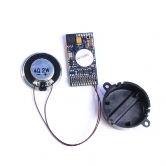 Décodeur sonore BB 67000 / 67300 ESU 21MTC - HO 1/87 - REE XB402
