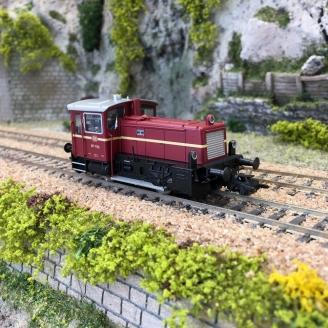 Locomotive série Köf III 11 142 DB Ep III digital son 3R-HO 1/87-MARKLIN 36345