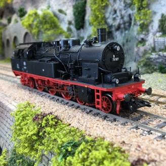 Locomotive BR 78 507 DB Ep III digital son 3R - HO 1/87 - MARKLIN 39787