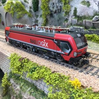 Locomotive 193627-7, Raillogix Ep VI digital son 3R-HO 1/87-ROCO 79936