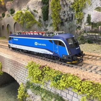 Locomotive 1216 Railjet CD Ep VI-HO 1/87-ROCO 70487
