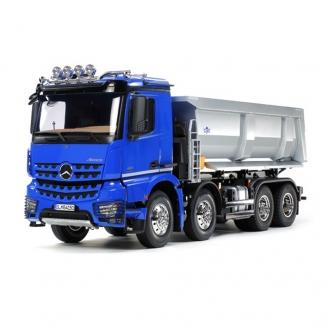 Camion M‐B Arocs 4151 8x4 Benne Kit - 1/14 - TAMIYA 56366