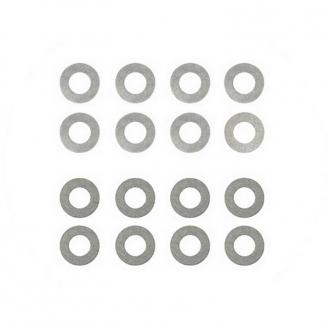 16 Rondelles calage différentiel - 1/10 - TAMIYA 54589