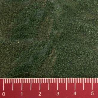 Flocages herbe fine vert foncé 45g-toutes échelles-FALLER 171408