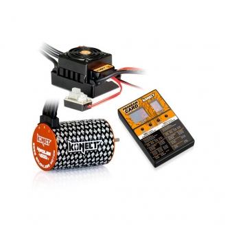 Combo Brushless B3 Variateur / Moteur / Carte - 1/10 - KONECT KN-COMBO-B3