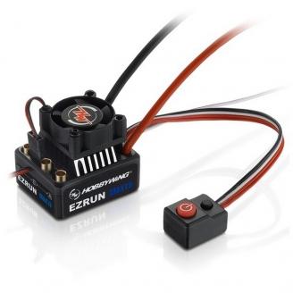 Variateur / Contrôleur EZRUN 60A MAX 10 - 1/10 - HOBBYWING HW30102602