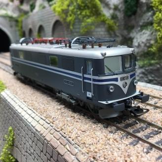 Locomotive CC 6501 Sncf, ep III -HO 1/87- PIKO 96580