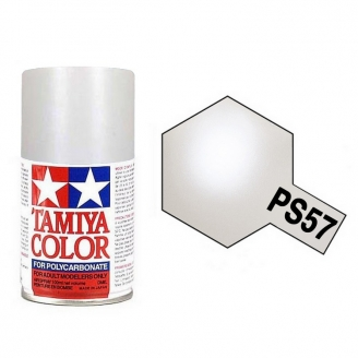 Blanc Nacré Polycarbonate Spray de 100ml-TAMIYA PS57