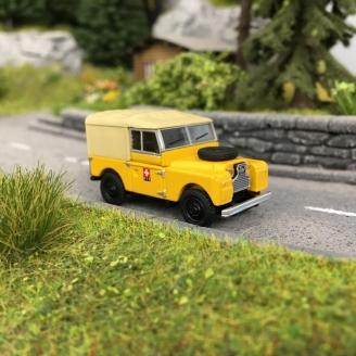 Land Rover 88 PTT -HO 1/87-SCHUCO 452662200
