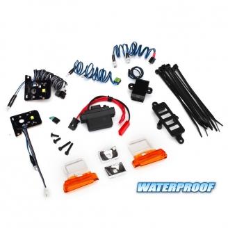 Kit Led + Alim TRX-4 Ford Bronco - 1/10 - TRAXXAS 8035
