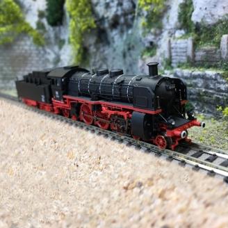 Locomotive vapeur 18 613 DB Ep III digital son-N 1/160-MINITRIX 16188