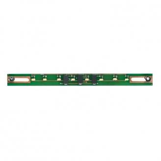 Éclairage intérieur à LED pour voitures de contrôle-N  1/160- MINITRIX 66611