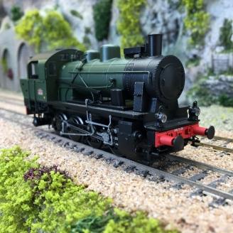 Locomotive vapeur 040-TX SNCF Ep III-HO 1/87-TILLIG BAHN 72014