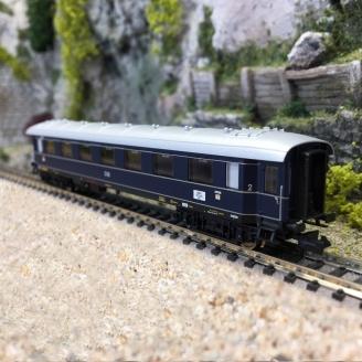 Voiture F-Train 2e classe DB Ep III - N 1/160 - FLEISCHMANN 863104