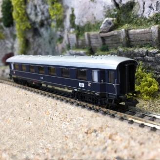 Voiture F-Train 2e classe DB Ep III - N 1/160 - FLEISCHMANN 863103