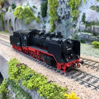 Locomotive 37 1009-2, DR Ep IV - HO 1/87 - ROCO 71211