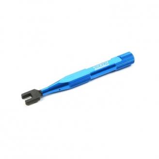 Clé de réglage pour biellettes aluminium TRF - 1/10 - TAMIYA 42236