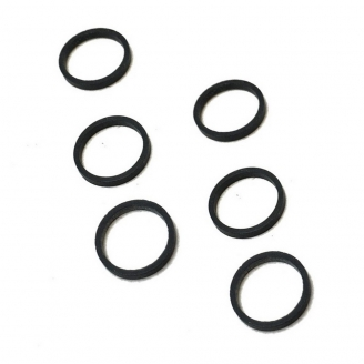 6 Bandages de roue - N 1/160 - KATO 10914-30