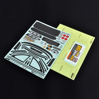 Stickers Nissan Skyline R33 - 1/10 - TAMIYA 9495839