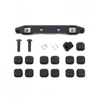Cale acier suspension arrière TT02S - 1/10 - TAMIYA 54967