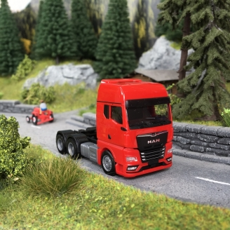 Camion MAN TGX GX -HO 1/87-HERPA 313117