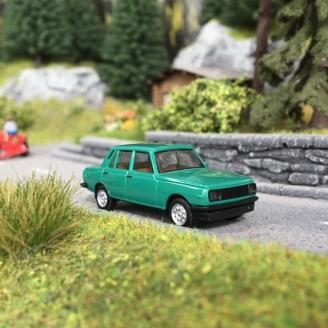 Wartburg 353 1984 Verte -HO 1/87-HERPA 420396-002