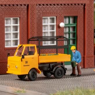 Véhicule d'atelier Multicar M22 - HO 1/87 - AUHAGEN 41669