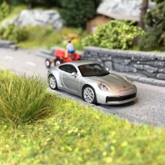 Porsche 911 / 992 Carrera S -HO 1/87-SCHUCO 452653600
