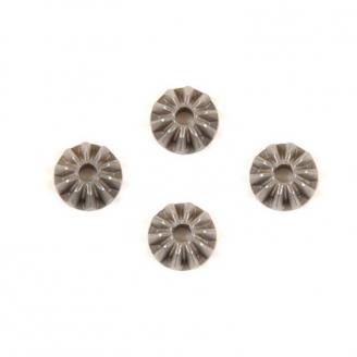 4 petits pignons de différentiel pour Pirate Rocker - 1/8 - T2M T4939/34