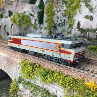 Locomotive CC-6567 Arzens SNCF Ep IV - V 3R -HO 1/87-LSMODELS 10828