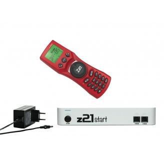 Centrale digitale Z21 START avec commande Multimaus -DCC-ROCO 10833