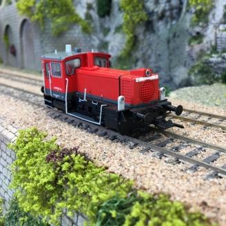 Locomotive 335, DB Ep VI digitale son 3R-HO 1/87-ROCO 78017