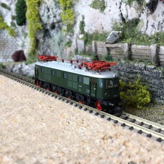 Locomotive E 19 02, DB Ep III - N 1/160 - FLEISCHMANN 731905