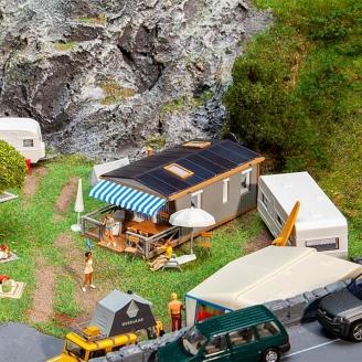 Mobil Home-HO 1/87-FALLER 130657