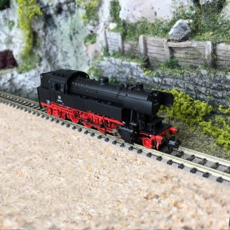 Locomotive série 065, DB Ep IV - N 1/160 - FLEISCHMANN 706503